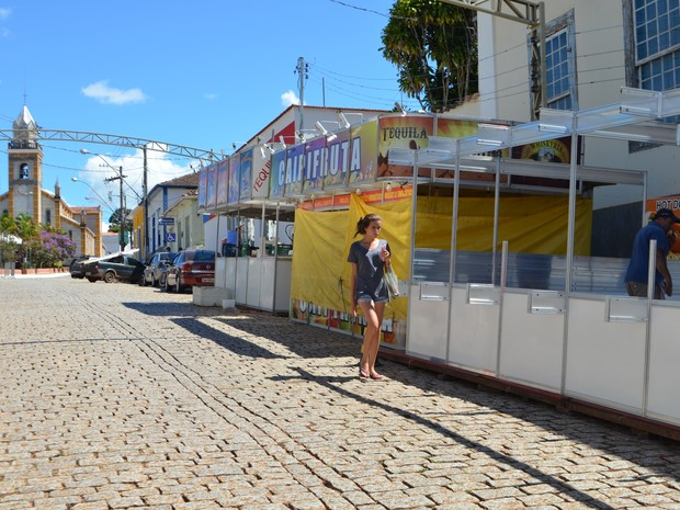 carnaval aiuruoca (Foto: Samantha Silva/G1)