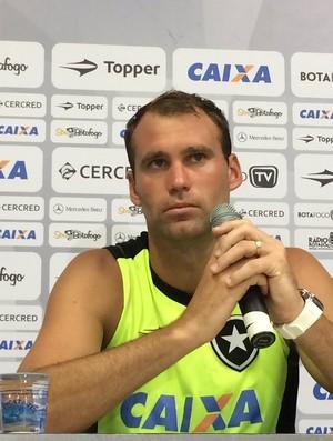 Carli, Botafogo (Foto: Divulgação / Botafogo)