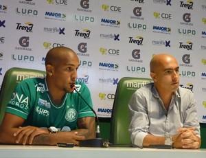 Raphael Macena Guarani Bugre (Foto: William Torres / Guarani FC)