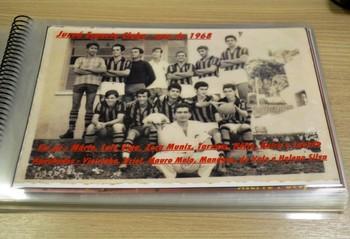 Time do Juruá Esporte Clube, em 1968 (Foto: Adelcimar Carvalho)