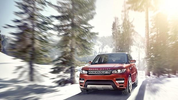 Land Rover Range Rover Sport (Foto: Divulgação)