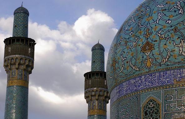 Mesquita no Irã (Foto: Getty Images)
