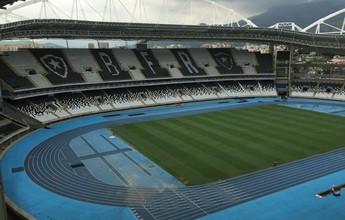 Botafogo x Colo-Colo: venda aberta de ingresso a público em geral na internet