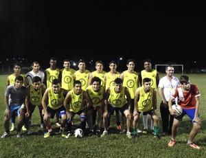AA Colorado, Rondoniense sub-20 (Foto: Reprodução/Facebook)