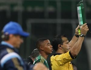 Gabriel Jesus Palmeiras (Foto: Cesar Greco/Ag. Palmeiras/Divulgação)