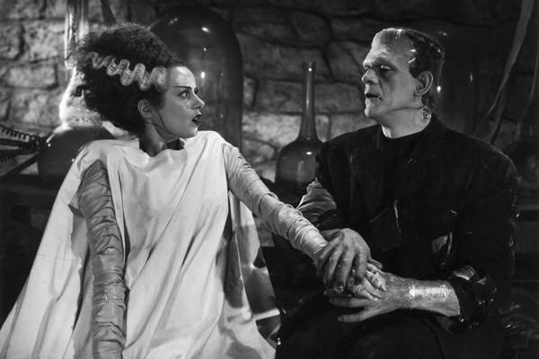 Esposa do Monstro – A Noiva de Frankenstein (1935)  (Foto: Divulgação)