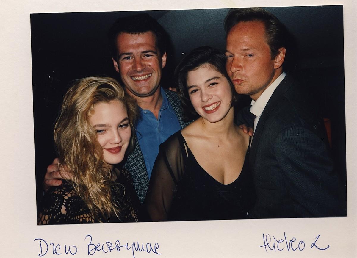 Drew Barrymore. (Foto: Divulgação)
