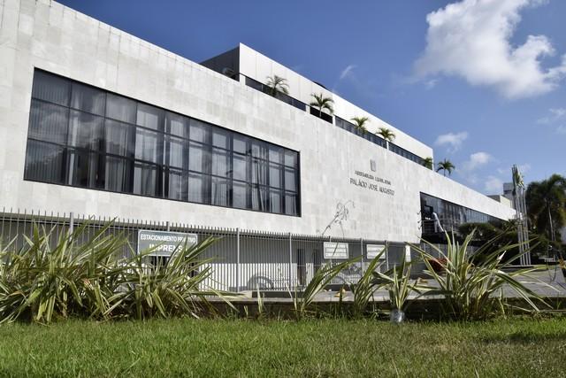 Assembleia Legislativa do Rio Grande do Norte (Foto: ALRN/Divulgação)