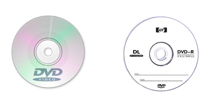 DVD ou DVD Dual Layer? (Foto: Montagem/Edivaldo Brito)