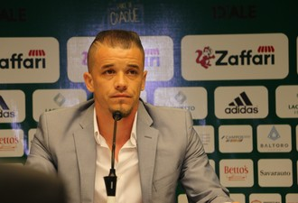 D'Alessandro em entrevista coletiva de lançamento do Lance de Craque (Foto: Eduardo Deconto/GloboEsporte.com)