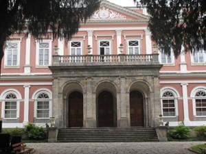 Museu Imperial (Foto: Thamine Leta/G1)