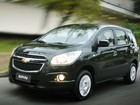 Veja fotos da nova Chevrolet Spin