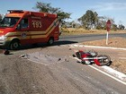Marido e esposa morrem em acidente entre Patrocnio e Coromandel, MG
