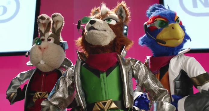 E3 Nintendo Star Fox (Foto: Divulgação)