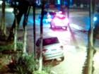 Vídeo mostra fuga de assaltantes que balearam frei em Porto Alegre