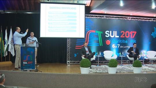 RPC marca presença no SET Sul, com painel e espaço sobre TV digital