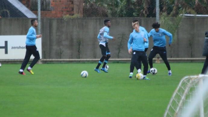 Marcelo Hermes Grêmio (Foto: Eduardo Moura/GloboEsporte.com)