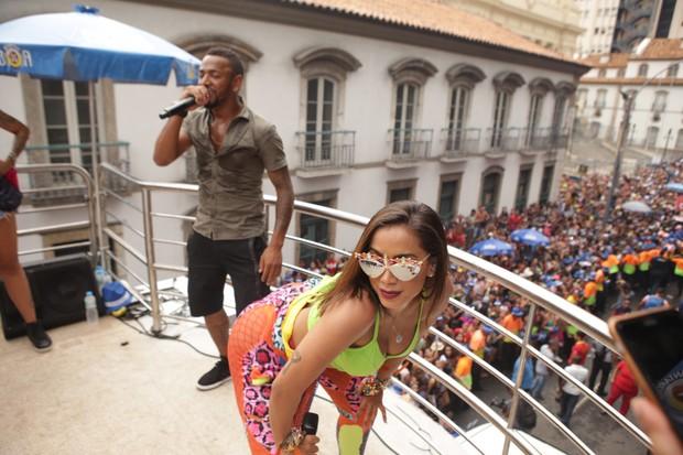Nego do Borel e Anitta (Foto: Raphael Mesquita/Brazil News)