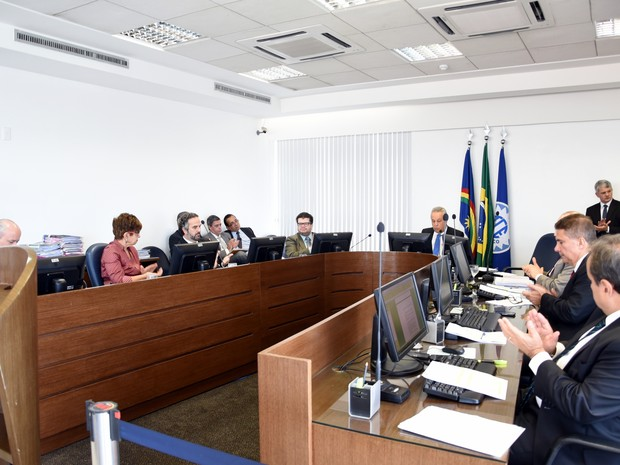 Pleno do Tribunal de Contas de Pernambuco se posicionou sobre decisão so STF sobre julgamento de contas de prefeitos e ex-prefeitos (Foto: Ascom TCE-PE)