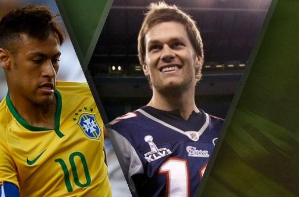 Brasil enfrenta EUA em Boston  (Foto: GloboEsporte.com )