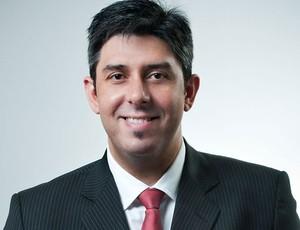 Cláudio Lucena, torcedor do Treze e advogado (Foto: Acervo Pessoal)