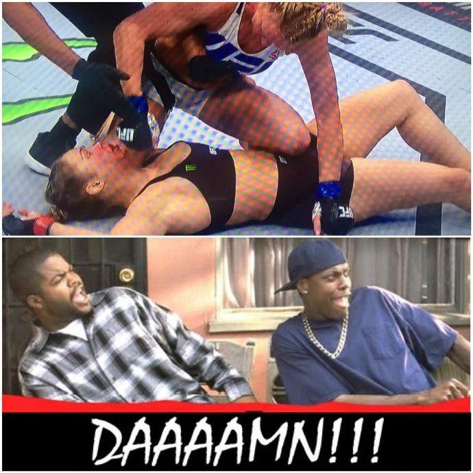 memes Ronda Rousey