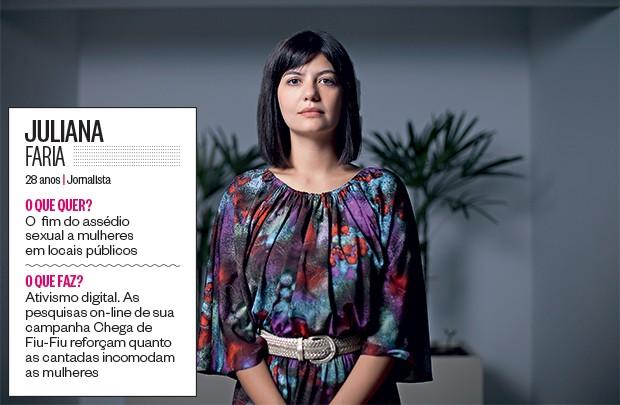 Juliana Faria (Foto: Camila Fontana/ÉPOCA)