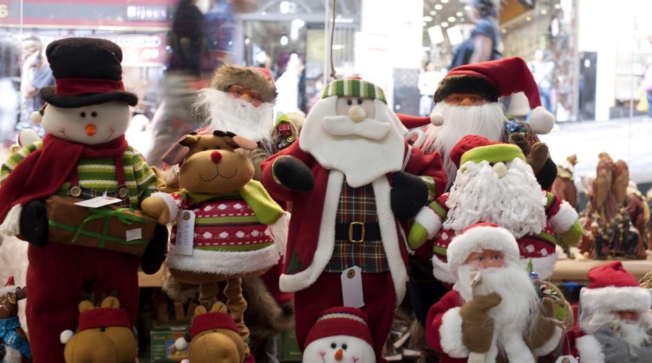 vitrine, natal, papai noel, decoração (Foto: Reprodução/Sebrae-SP)