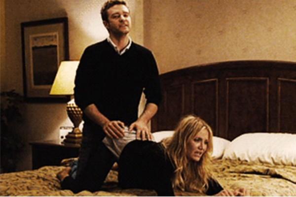 Cameron Diaz e Justin Timberlake em cena de 'Professora Sem Classe' (2011) (Foto: Reprodução)