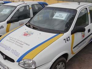 São José abre visitação para veículos que serão leiloados neste sábado (12) (Foto: Divulgação/ Prefeitura de São José dos Campos)