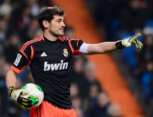 Casillas Real Madrid (Foto: AFP)