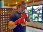 Ex-lutador de judô, Germano Pereira encarna o terror do MMA 'Demônio Ruivo'