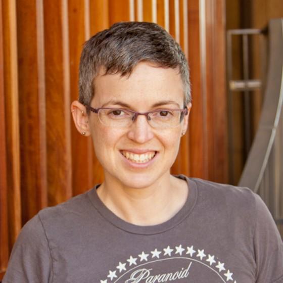 Riana Pfefferkorn, do Centro de Internet e Sociedade da Stanford Law School (Foto: Divulgação)