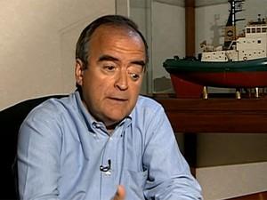 Nestor Cerveró (Foto: TV Globo)