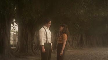 Saulo promete transformar Verônica em uma grande atriz