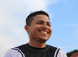 Júnior Almeida, jogador Vasmengo (Foto: Renato Pereira)