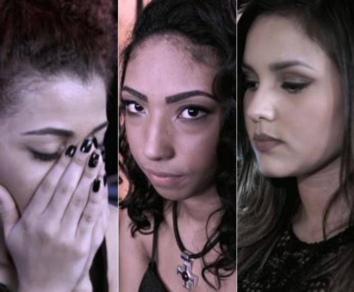 Cantoras do The Voice Brasil se preparam para a nova etapa do reality (Foto: TV Globo)