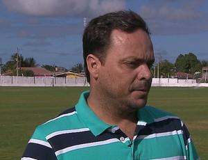 Giovane Martineli, Botafogo-PB (Foto: Reprodução / TV Cabo Branco)