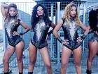 Da avenida para o batidão: Rainhas do Funk posam para o EGO