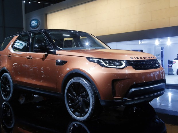 Land Rover Discovery (Foto: AP Photo/Michel Euler)