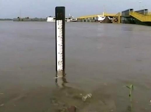 Cheia no rio Amazonas atinge Itacoatiara (Foto: Bom dia Amazônia)