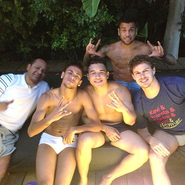 Neymar (Foto: Reprodução / Instagram)