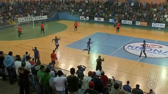 Bola rola pelas semifinais da Copa dos Campeões da TV TEM nesta terça-feira