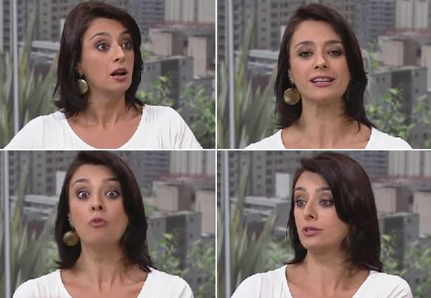 Cátia Fonseca (Foto: Reprodução/TV Gazeta)
