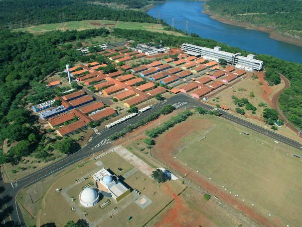 O Parque Tecnológico Itaipú se localiza nas dependências de Itaipú Binacional e ocupa área de 116 hectares (Foto: Divulgação)