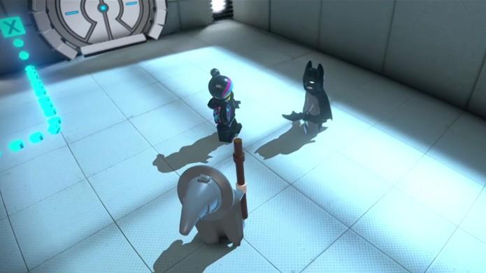 LEGO Dimensions traz Batman, Gandalf e mais ao mundo de Portal (Foto: Reprodução/YouTube)