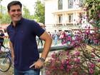 Thiago Lacerda arranca suspiros ao gravar com Nathalia Dill, seu par romântico na TV