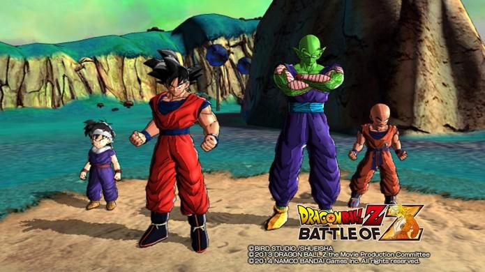 Confira como personalizar seus lutadores em Dragon Ball Z: Battle of Z para que fiquem ainda mais poderosos (Foto: Reprodução)