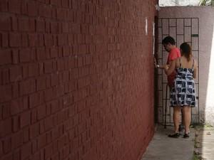 Portador de necessidade especiais bahia (Foto: Egi Santana/G1 Bahia)