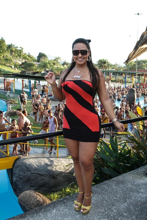 Andressa Soares, a mulher melancia (Foto: Marcos Samerson / Agência We love Photo!)